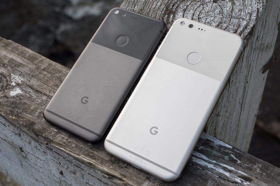 جوجل توقف تحديث الجيل الاول من هواتف بيكسل
