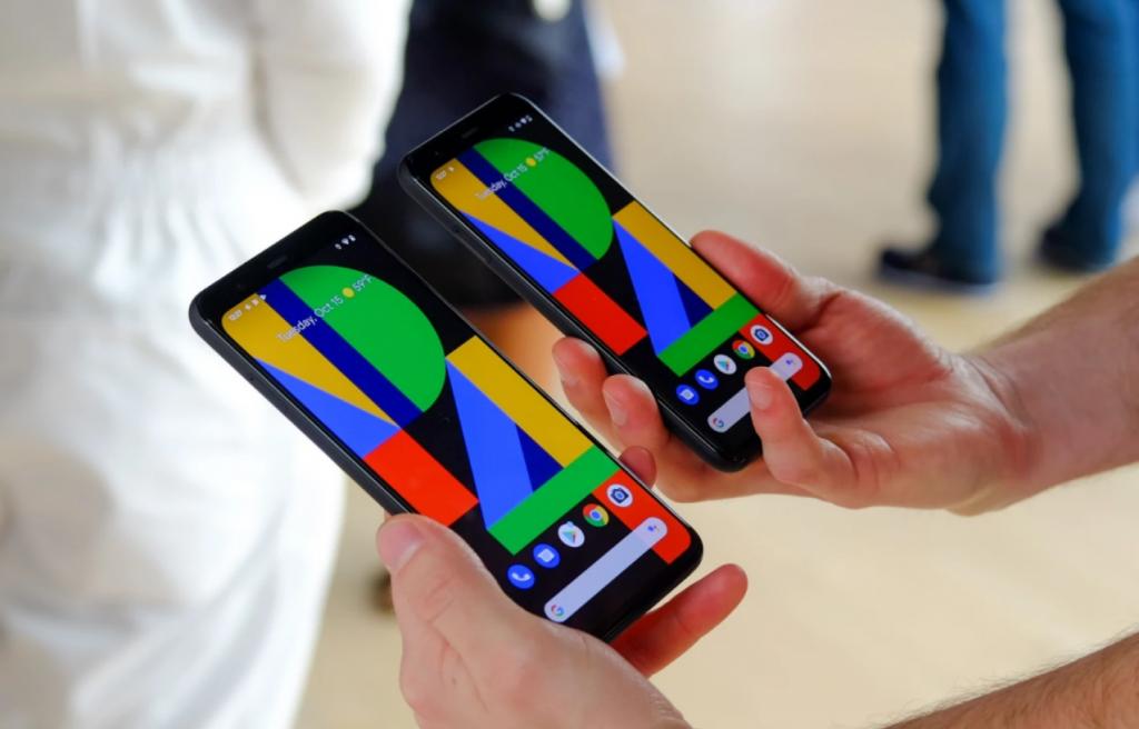 جوجل توقف رسميا مبيعات هاتفي بيكسل 4