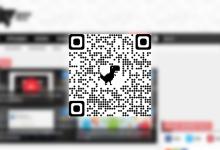 صورة جوجل كروم 84 يتيح مشاركة الصفحات من خلال QR codes