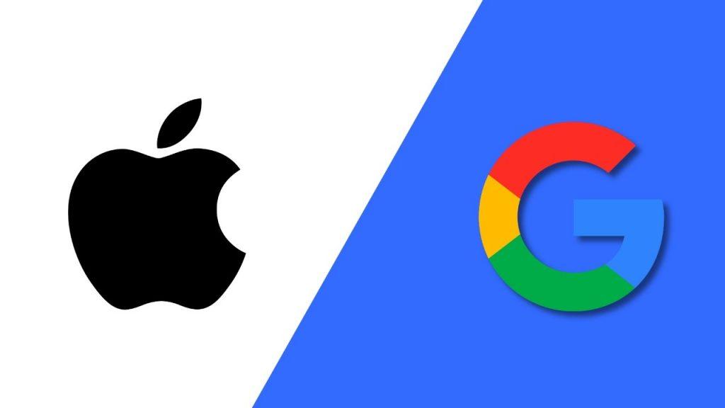 جوجل و آبل : تطبيق (أبشر) لا يخالف قواعد النشر