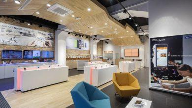 صورة حصري: متجر رقمي للهواتف الذكية في مول تجاري شهير بنهاية 2021
