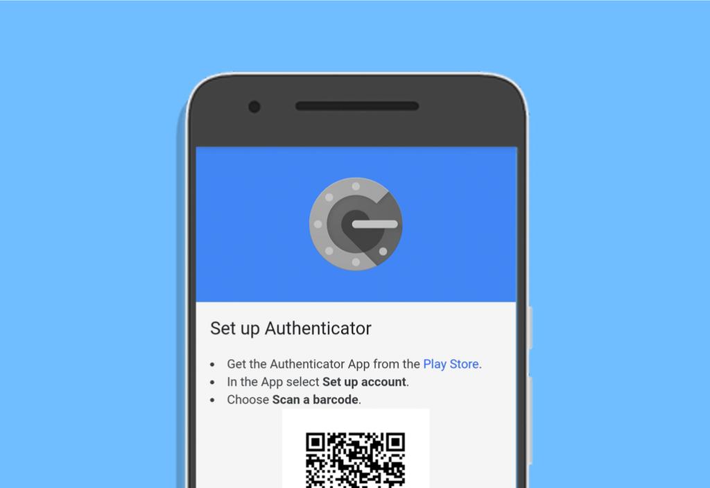 حل مشكلة تطبيق Google Authenticator