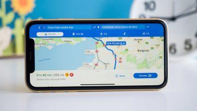 صورة خرائط جوجل تبدأ في التحذير من كاميرات مراقبة السرعة في بعض الدول