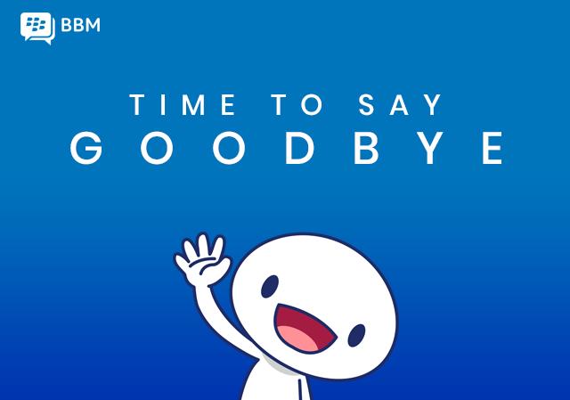 رسمياً : اغلاق تطبيق المراسلة BBM الشهر القادم