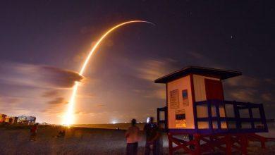 Photo of رسميا : اطلاق صاروخ خدمة الانترنت الفضائي
