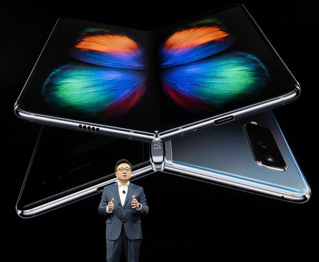 سعر وموعد بدء بيع هاتف سامسونج Galaxy Fold