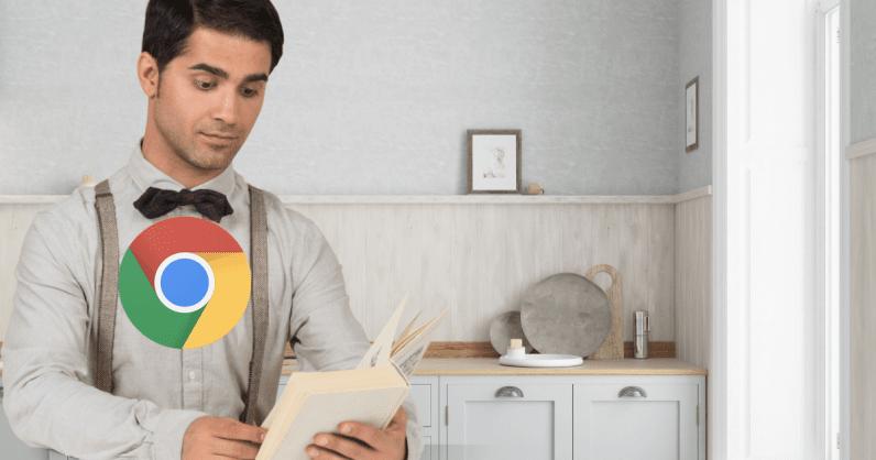 شرح تفعيل وضع القراءة في جوجل كروم 80