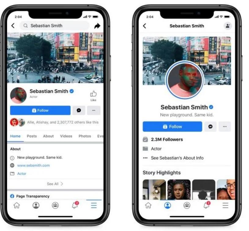 فيس بوك ستمنحك تحكم أكثر في محتوى الصفحات التي تتابعها 2
