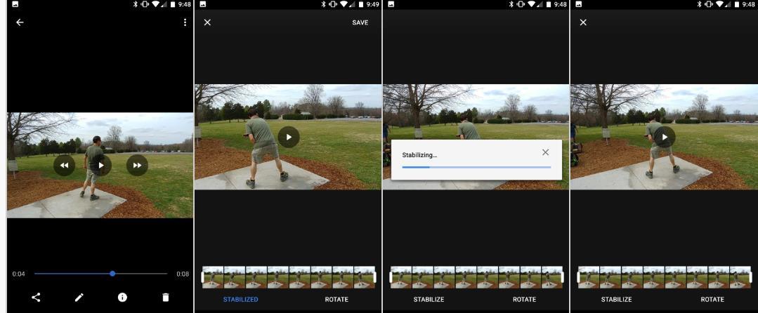 Photo of تطبيق جوجل للصور الان يدعم (مثبت) الفيديو