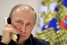 Photo of فلاديمير بوتين يقول انه لايستخدم الهواتف الذكية