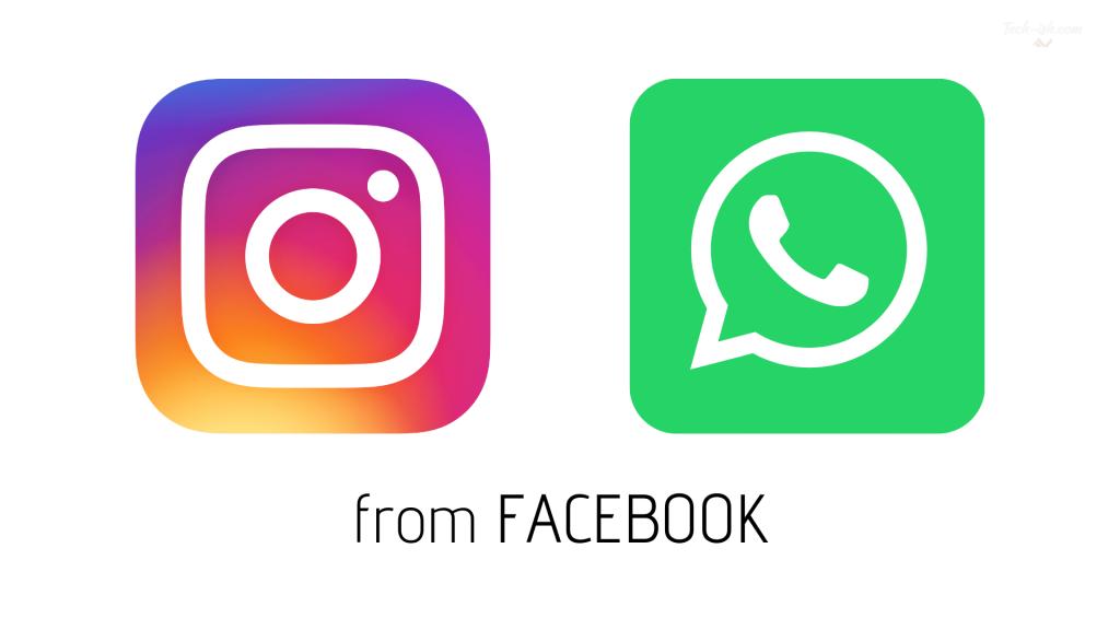 فيس بوك تخطط لاضافة اسم الشركة الى تطبيقات انستجرام وواتس آب