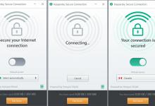 كاسبرسكي تمنحك خدمة VPN مجانية بحد اقصى 200 ميجا يوميا