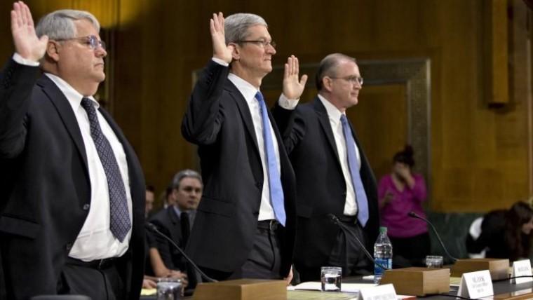 كبار التقنيين يطلقون ملاحظات افتتاحية قبل جلسة الكونجرس