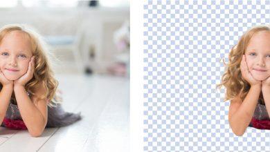 Photo of كيف تحصل على صور بخلفية شفافة بأسهل طريقة