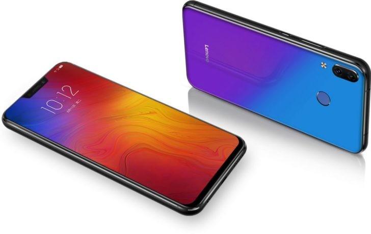 لينوفو تكشف رسمياً عن هاتف Z5