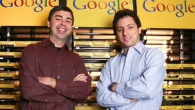 Photo of مؤسسا جوجل يتنحيان عن منصبيهما في الفابت
