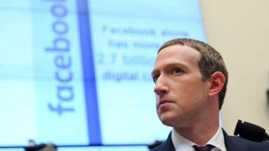 Photo of مؤسس فيس بوك يقول انه منفتح على فكرة دفع ضرائب أكثر في 2020