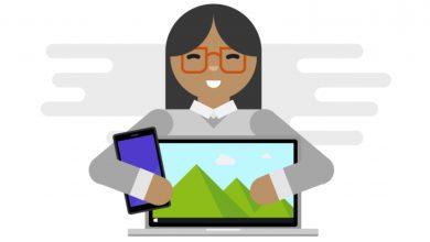 Photo of مايكروسوفت تتيح للجميع الان تلقي اشعارات هواتف الاندرويد على اجهزة الويندوز 10 المكتبية