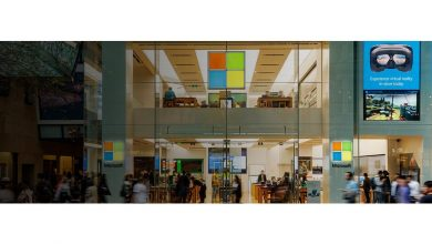 Photo of مايكروسوفت تقرر استمرار غلق متاجرها حول العالم والاكتفاء بالبيع عبر الانترنت