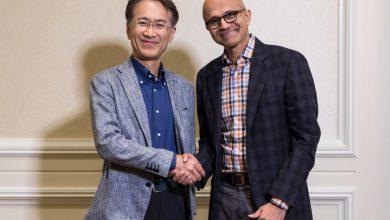 Photo of مايكروسوفت وسوني يعلنان التعاون للمرة الاولى في مجال منصات الالعاب