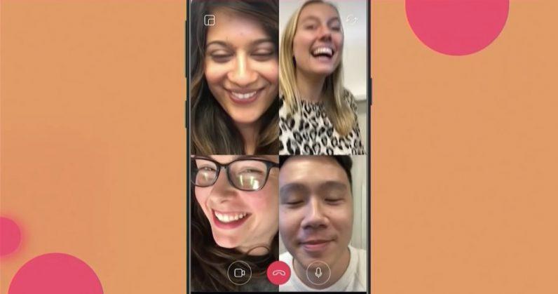 فيس بوك تعلن إضافة مكالمات الفيديو المجمعة الى تطبيقي واتس اب و انستجرام 2