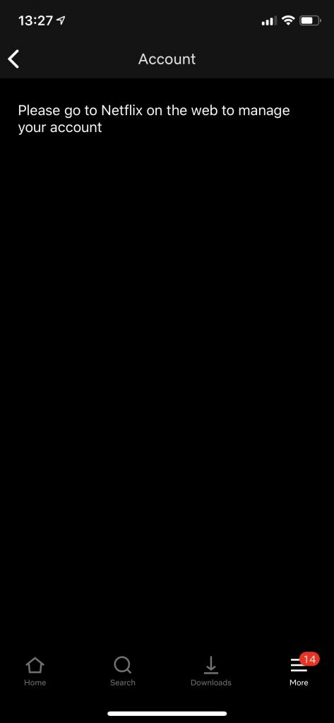 كيف تشاهد وتحذف تاريخ تصفحك على نتفليكس 3