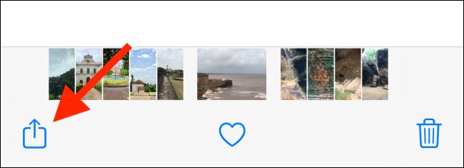 كيف يمكنك تحويل الصور الحيّه (Live Photo) الى مقاطع فيديو للايفون 1