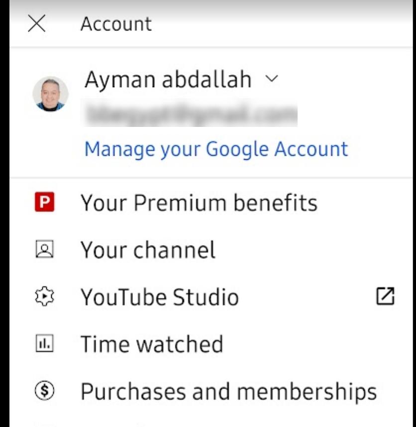 YouTube Premium: جوجل تذكرك بالمزايا الغائبة عنك 1