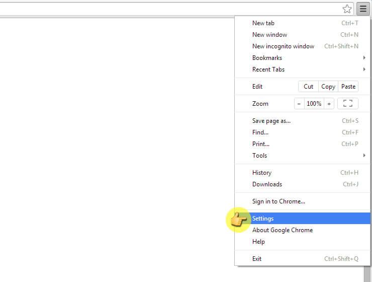 كيف تحذف ملفات الكوكيز من متصفح جوجل كروم 13