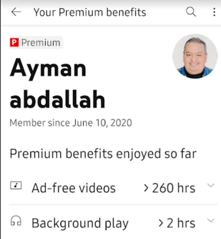 YouTube Premium: جوجل تذكرك بالمزايا الغائبة عنك 2
