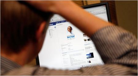 اوباما يستعين بالفيس بوك لتدشين حملة الرئاسة 2012 1