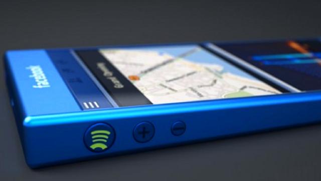 كلاكيت عاشر مرة : htc تقدم هاتف خاص للفيس بوك 5