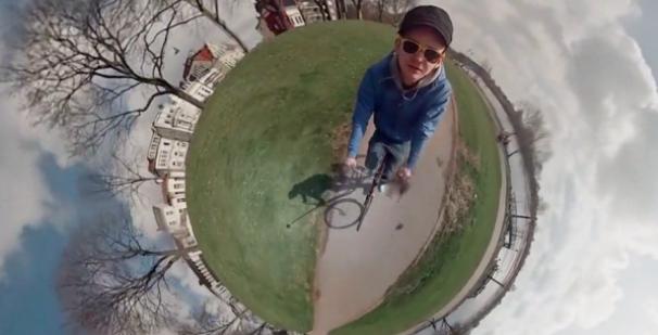 Photo of فيديو بانوراما 360 درجة