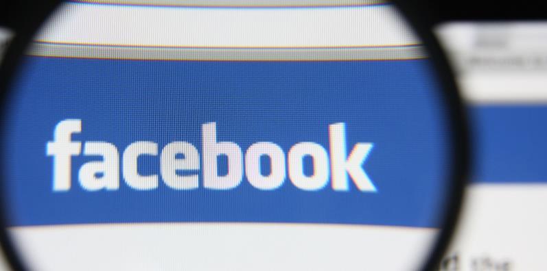 صورة فيس بوك تختبر البحث التفصيلي في صفحات البروفايل