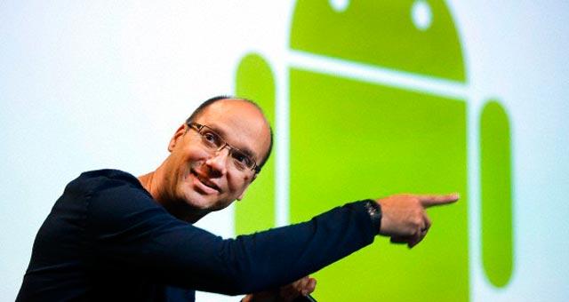 Photo of مخترع الاندرويد يسعى لتأسيس شركة لتصنيع الهواتف الذكية