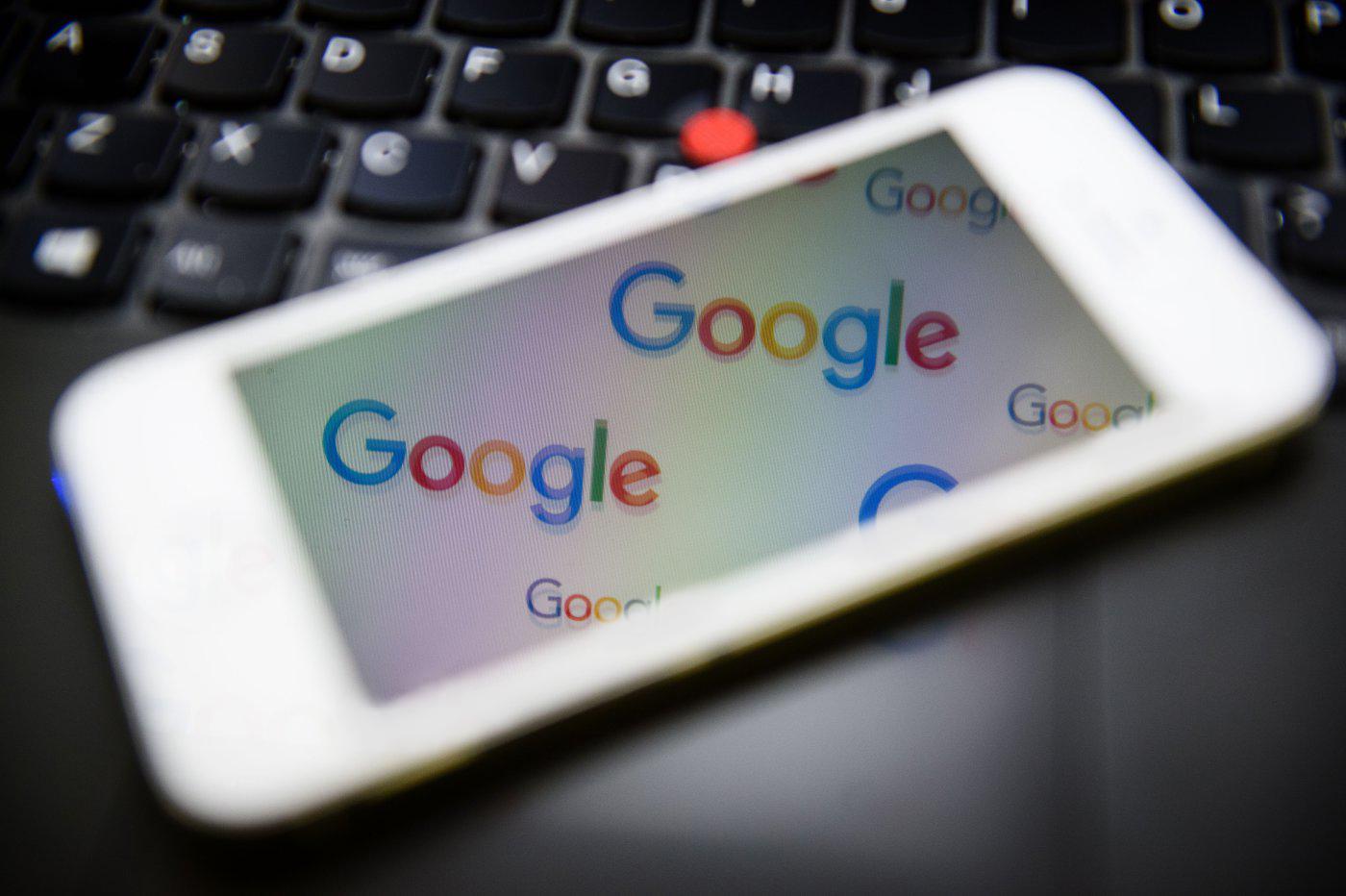 صورة جوجل تقول ان 75% من حركة البيانات الخاصة بها على الويب اصبحت مشفرة