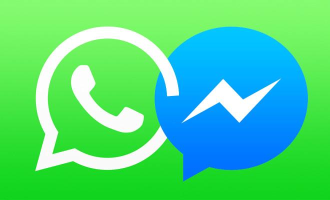 Photo of نهاية عصر الرسائل القصيرة : واتس اب وفيس بوك ماسنجر يتداولان 60 مليار رسالة يوميا