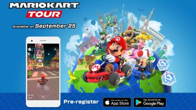 Photo of 25 سبتمبر موعد وصول لعبة Mario Kart Tour الى هاتفك الذكي