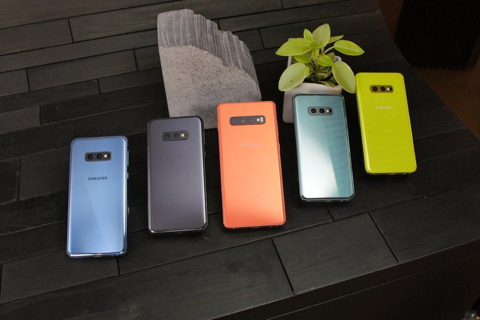 سامسونج تكشف رسميا عن هاتف جالاكسي اس 10 في 4 موديلات : هذه هي الفوارق بينهم 2