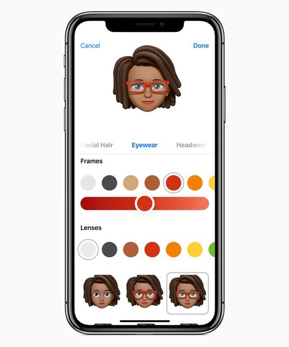 ابل تكشف رسمياً عن iOS 12 مع التركيز على الأداء والواقع المعزز 3