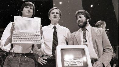 Photo of 42 عام على تأسيس شركة أبل