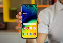 Photo of Android 10 يصل الى هاتف سامسونج جالاكسي A80