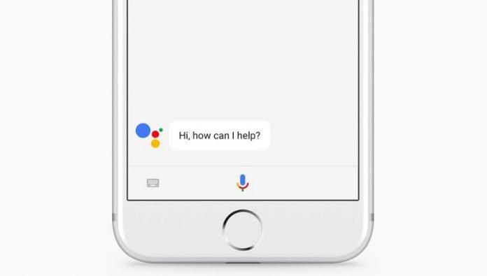 Photo of [تقرير] مساعد جوجل الصوتي Google Assistant قد يكون المساعد الرقمي الافتراضي في الايفون 8