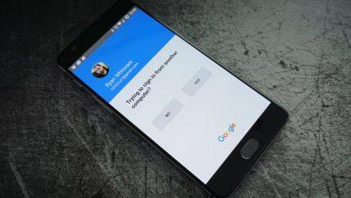 Photo of Google prompt للتحقق من دخول الحساب ستتاح لكل هواتفك الشهر القادم