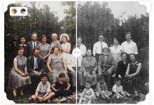 صورة MyHeritage يتيح لك تلوين صورك القديمة مجاناً وبجودة رائعة