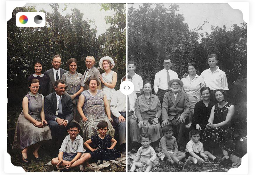 MyHeritage يتيح لك تلوين صورك القديمة مجاناً وبجودة رائعة