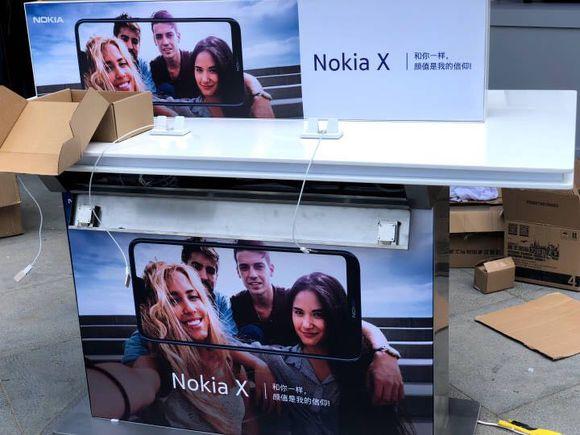 هاتف نوكيا اكس يظهر في صور مسربة (نوتش ؟) 4