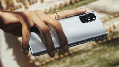 صورة OnePlus 8T يصدر رسميا مع العديد من التحسينات