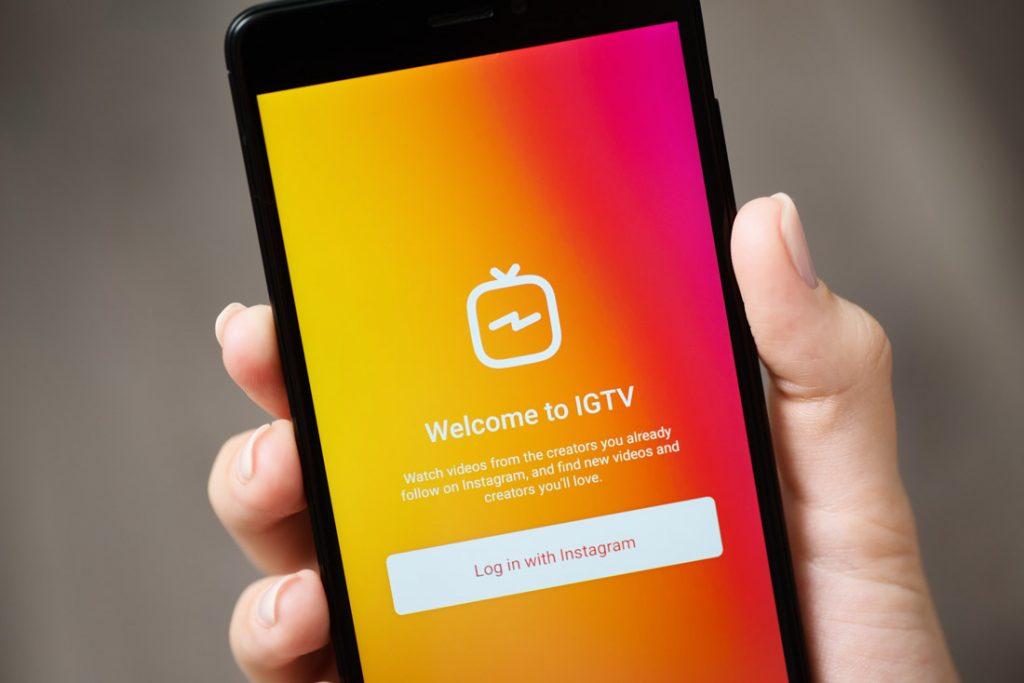 انستجرام قد تجعلك تكسب اموال في 2020 عن طريق IGTV 1