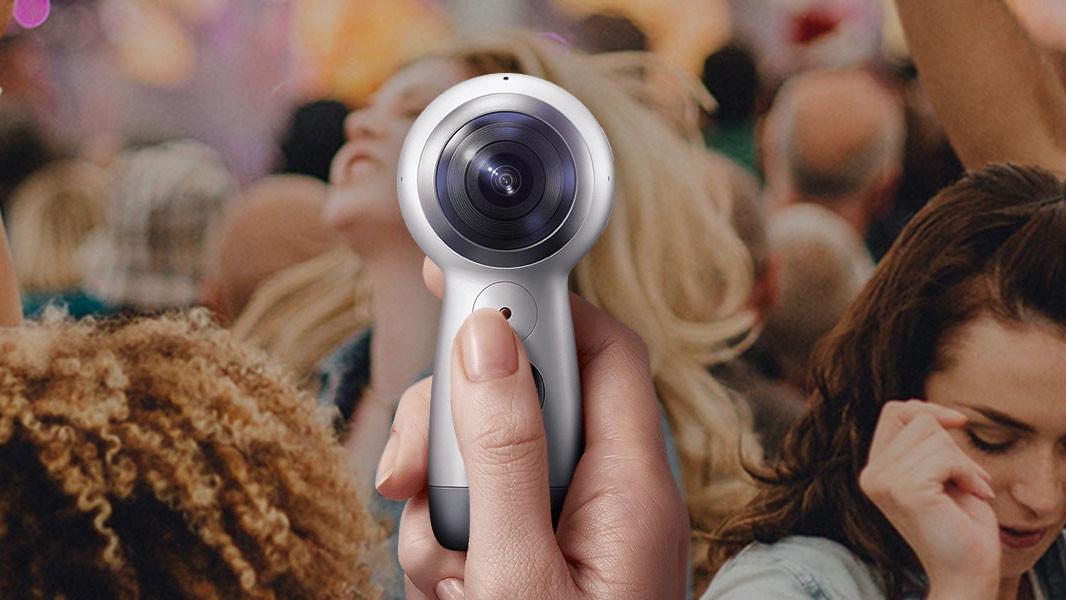 Photo of سامسونج تكشف عن سعر وموعد بيع كاميرا Gear 360 الجديدة